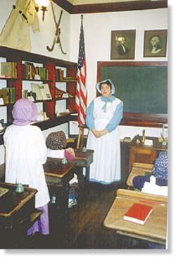 One Room School House